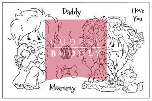 Cuddly Buddly - Little Poppets and Paws