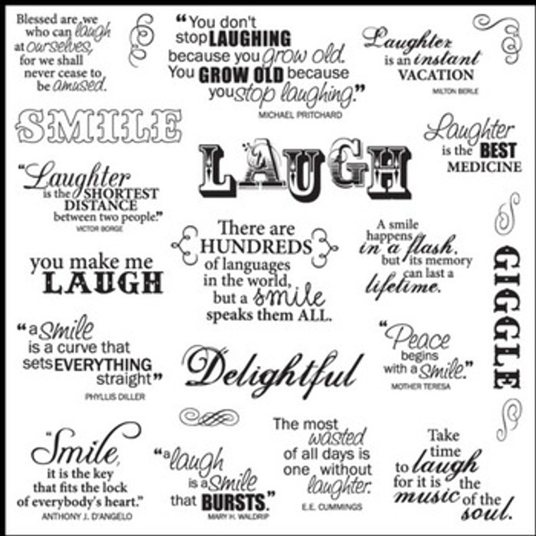 Laugh With Me Quotes