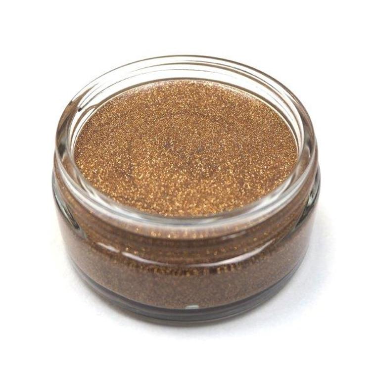 Cosmic Shimmer - Glitter Kiss - Sahara Gold...