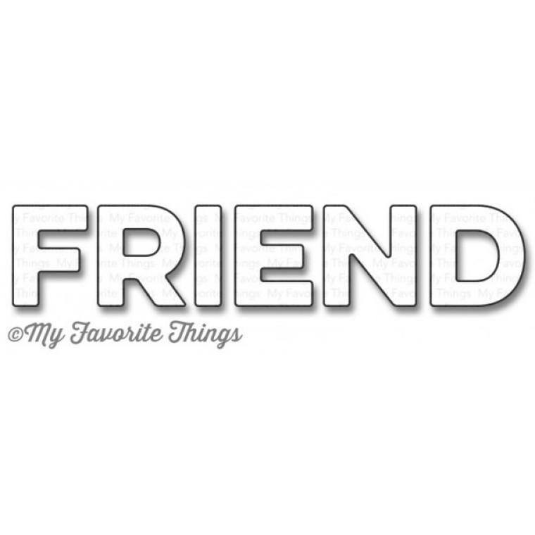 My Favorite Things - Friend
