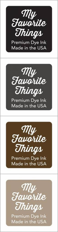 My Favorite Things - Premium Dye Ink Cubes - Set 06