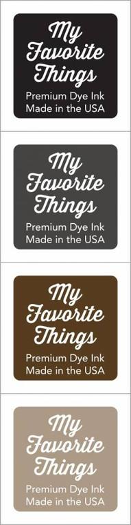 My Favorite Things - Premium Dye Ink Cubes - Set 06