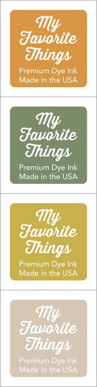 My Favorite Things - Premium Dye Ink Cubes - Set 05