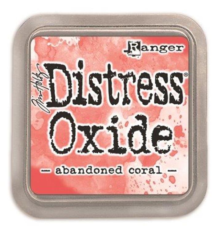 Tim Holtz - Distress Oxide -Abandoned Coral
