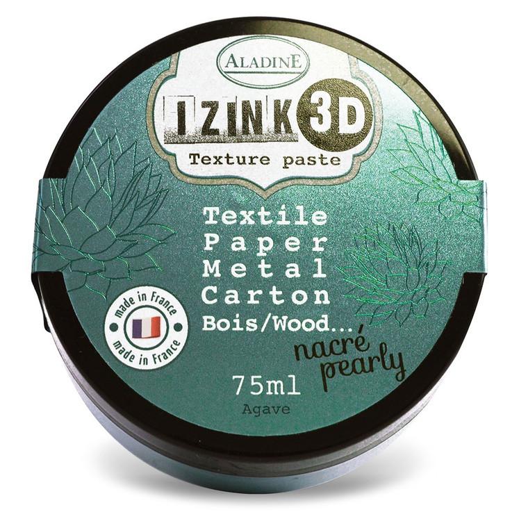 Aladine - IZINK 3D Texture Paste - Agave