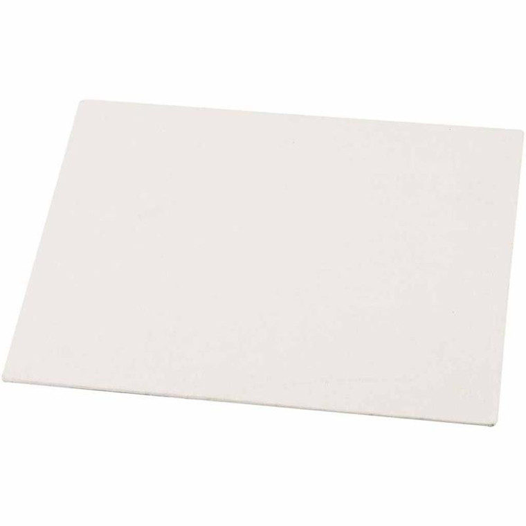 Canvas Board - 3mm thick - 21x30cm