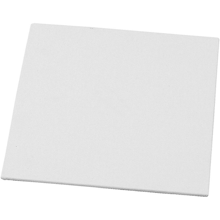Canvas Board - 3mm thick - 15x15cm