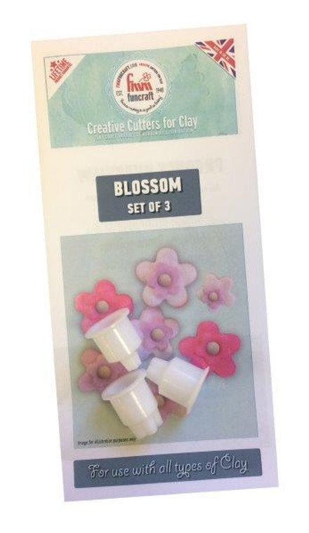 Blossom Cutters Set of 3