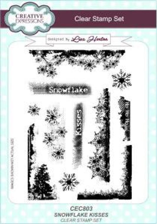 Snowflake Kisses
