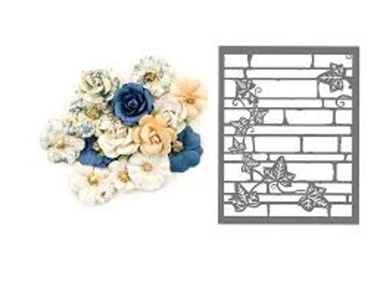 Prima Marketing Georgia Blues Flowers Wilcox (636609)
