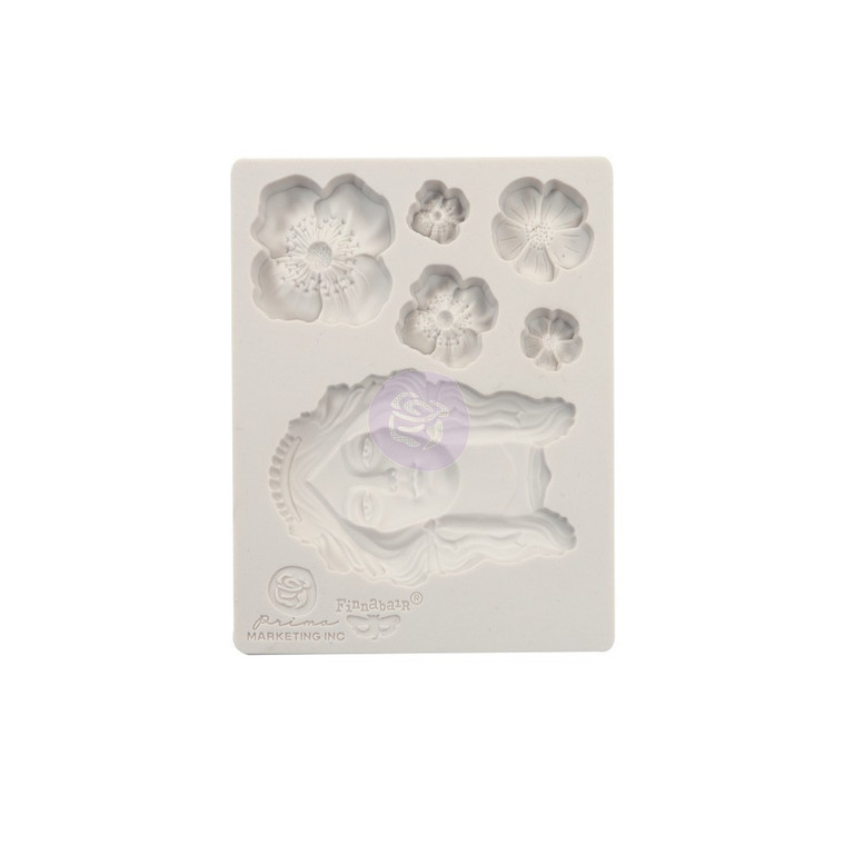 Prima Marketing Imaginarium Flower Queen Moulds (966607)
