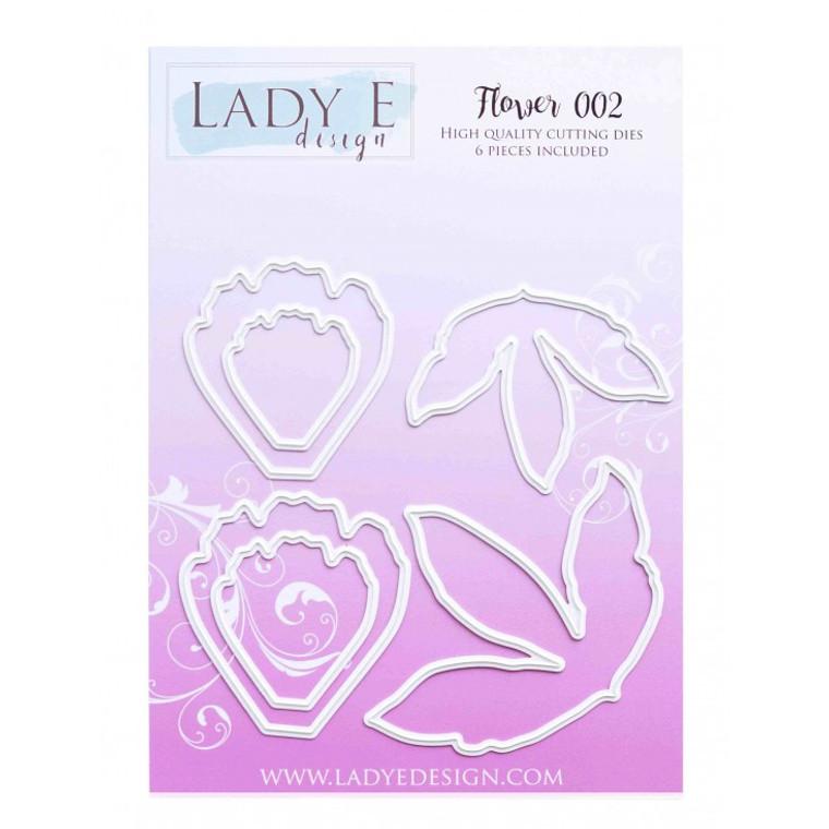 Lady E Design - Flower 002