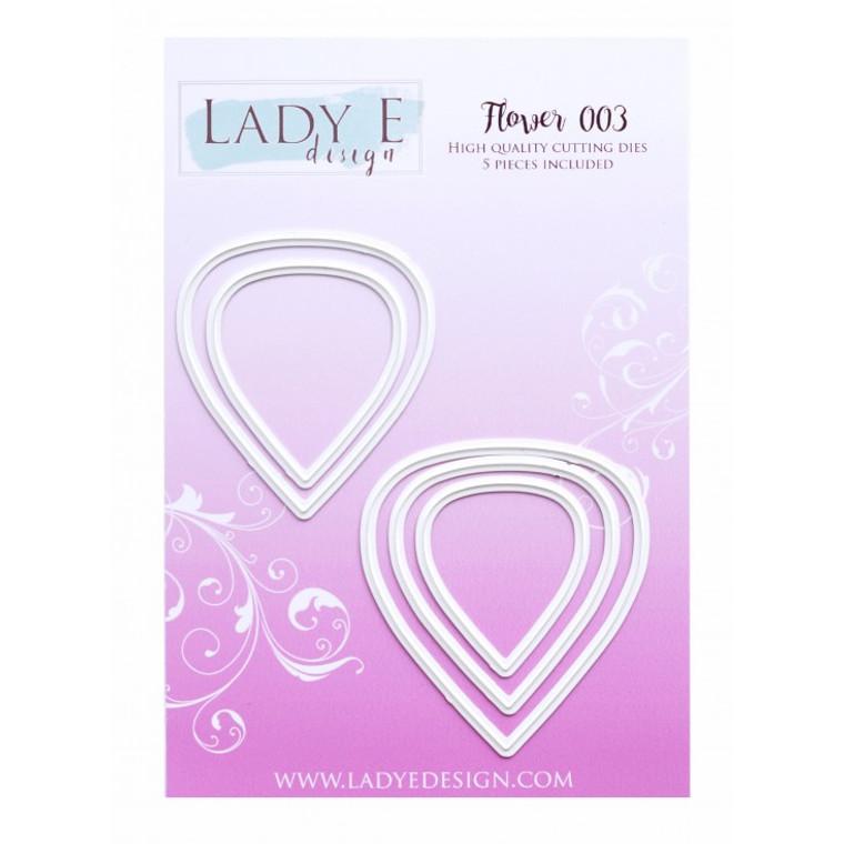 Lady E Design - Flower 003