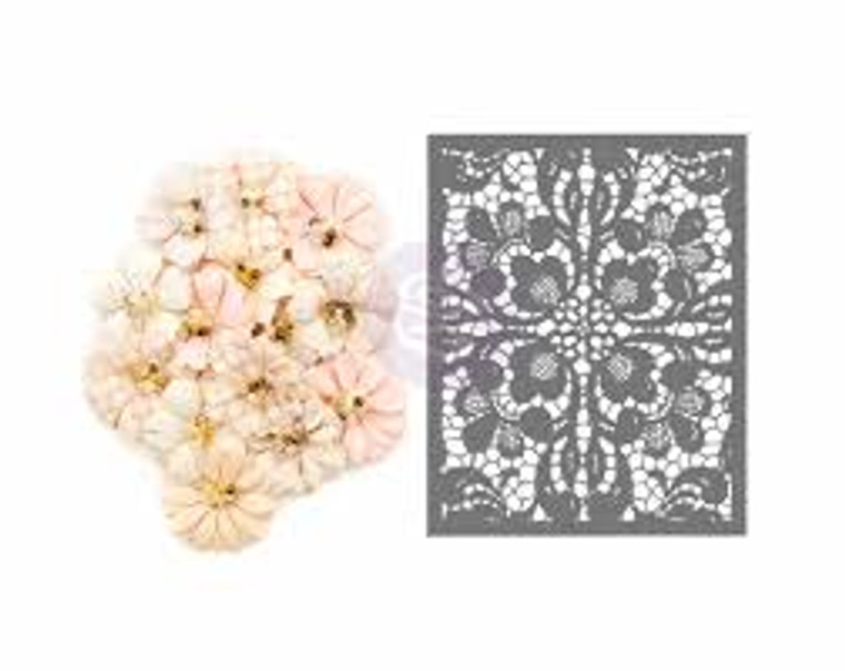 Prima Marketing Lavender Frost Flowers ( 635114)