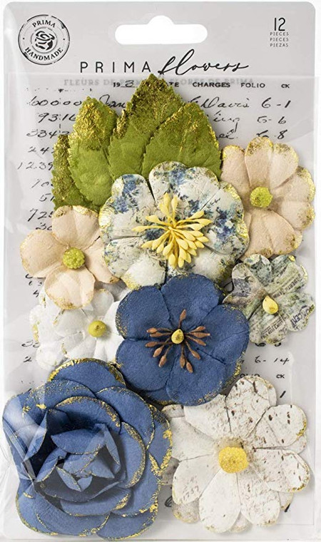 Prima Marketing Georgia Blues Flowers Monroe (636692)