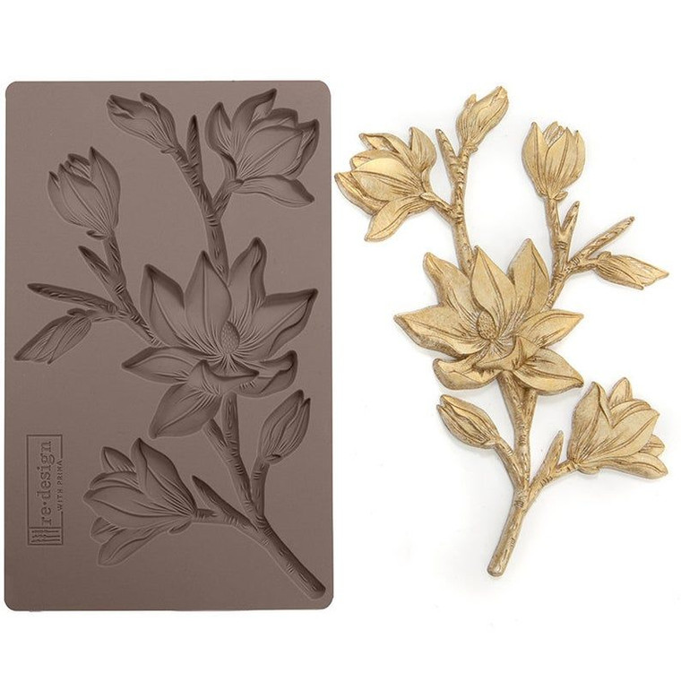 Prima Marketing Forest Flora Moulds (643102)