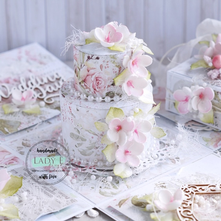 3D Cake - Sample1