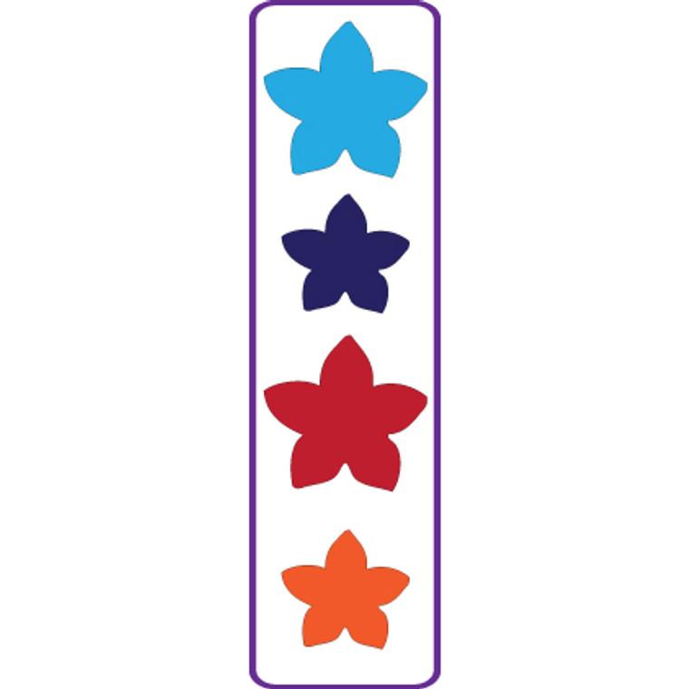 Crafts Too -  Presscut  - Butterflies - PCD44   Largest 2cm