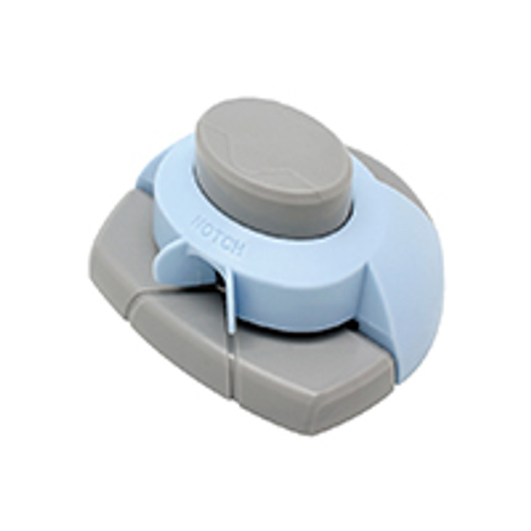 Crafts Too -  Corner & Notch Punch - (CT9001)  The Crafts Too Corner Punch is makes things easier to create round corners and notches without scissors