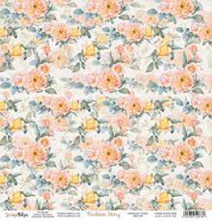 ScrapBoys - Bedtime Story  12 x 12 - Single Sheet - (BEST-04)  ScrapBoys - Bedtime Story Series  12 x 12 Scrapbooking Sheets - Single Sheet - (BEST-04) Sizes : paper sheets ; 30,5 x 30,5 cm ( 12''x12'')  Acid & Lignin Free. Weight: 190 gsm