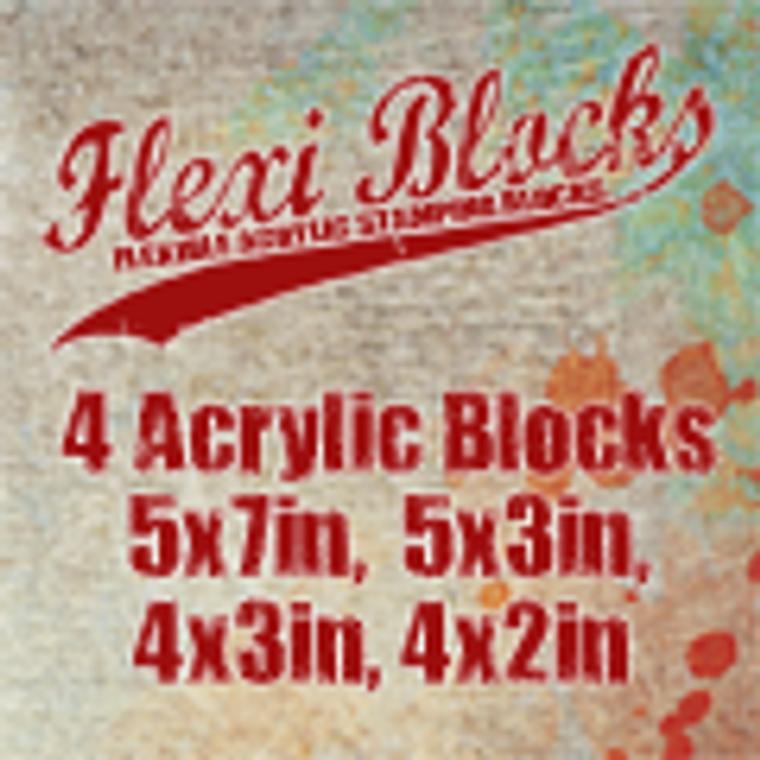 Paperartsy Flexi Blocks
