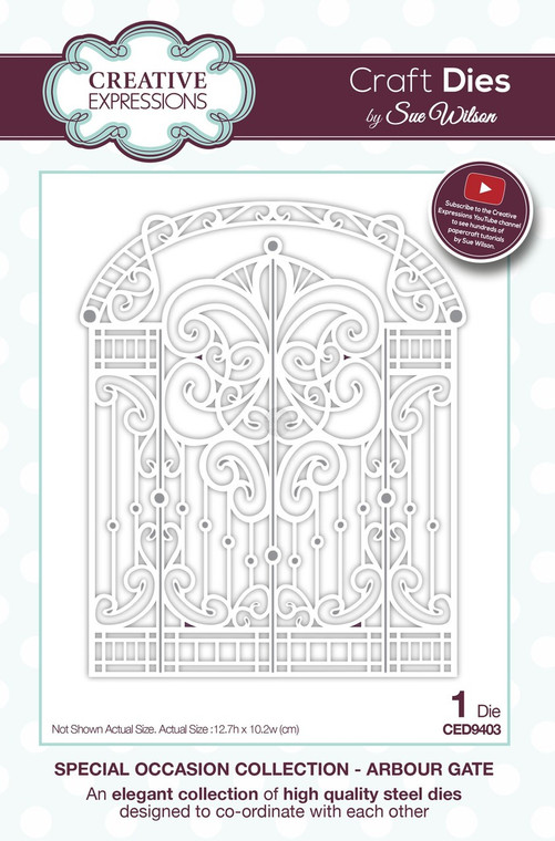 Special Occasion Collection  - Arbour Gate