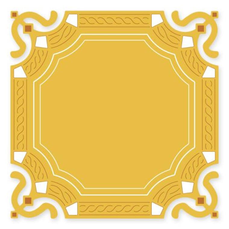 Crafts Too -  Presscut  - Square Frame - PCD39     Approx 10.5cm x 10.5cm (4.13'' x 4.13'')