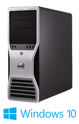 Dell Precision T5500 Workstation - Configured