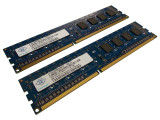 Dell 317-9396 Memory 4GB PC3-12800U 1Rx8 - 2 Pack