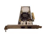 Dell W1GCR PCI-E Dual Port NIC