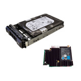 6 x 4TB NearLine SAS SED Drives and H730P Raid Controller Kit