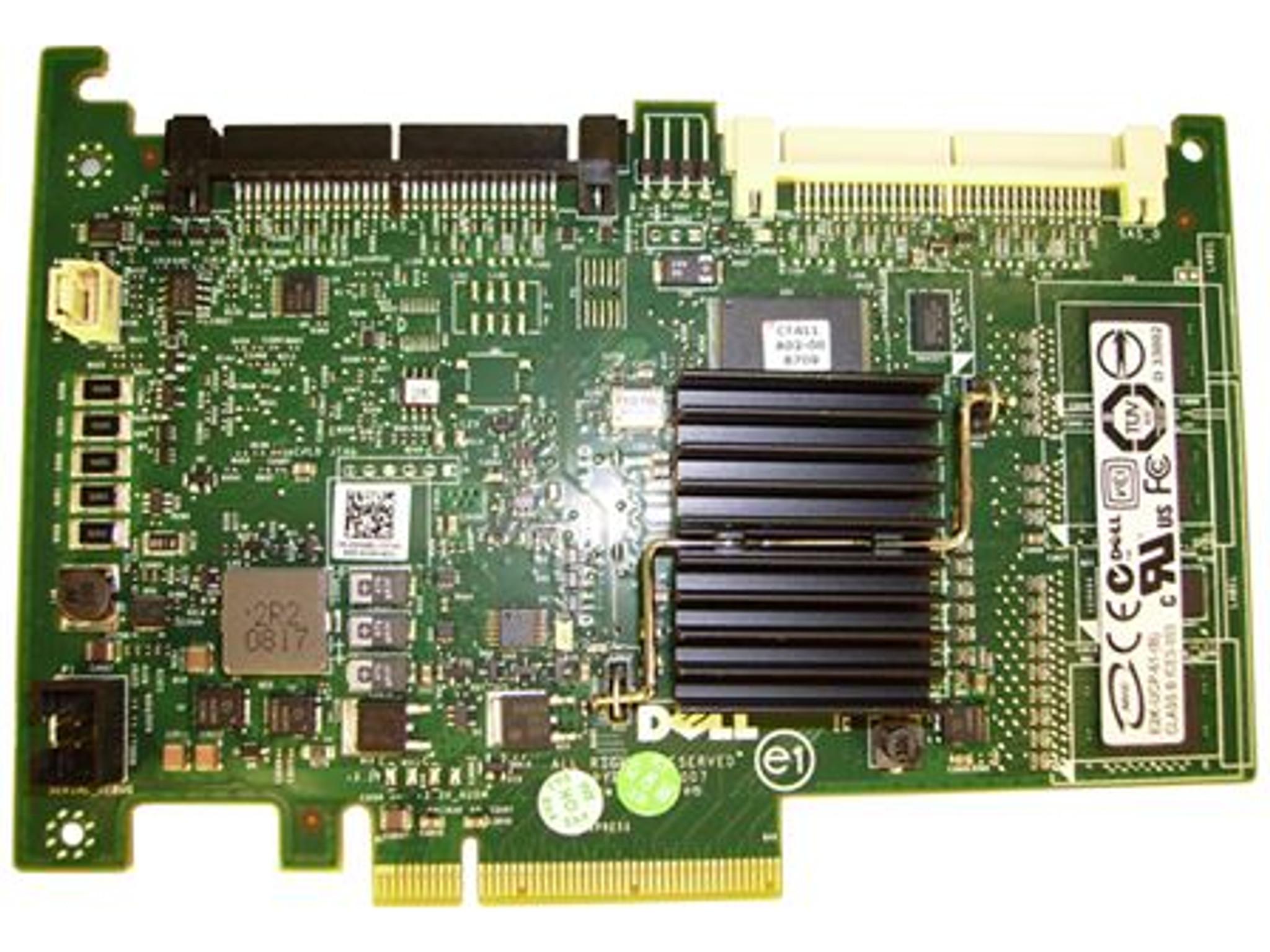 Dell DX481 Perc 6i SAS Raid Controller
