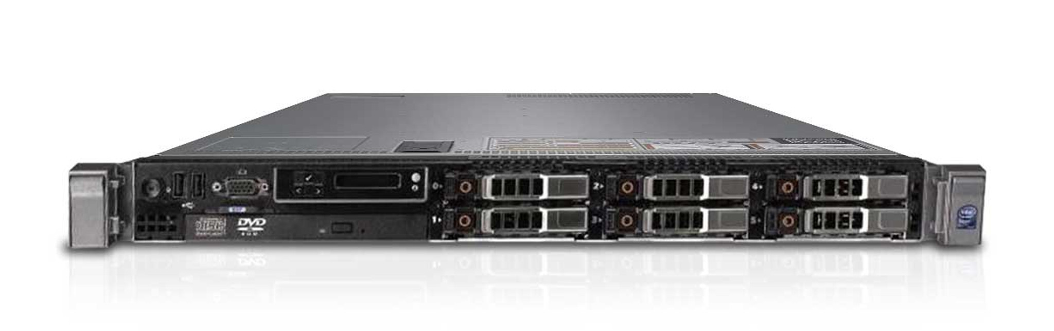 Dell PowerEdge R610 Server - Configured
