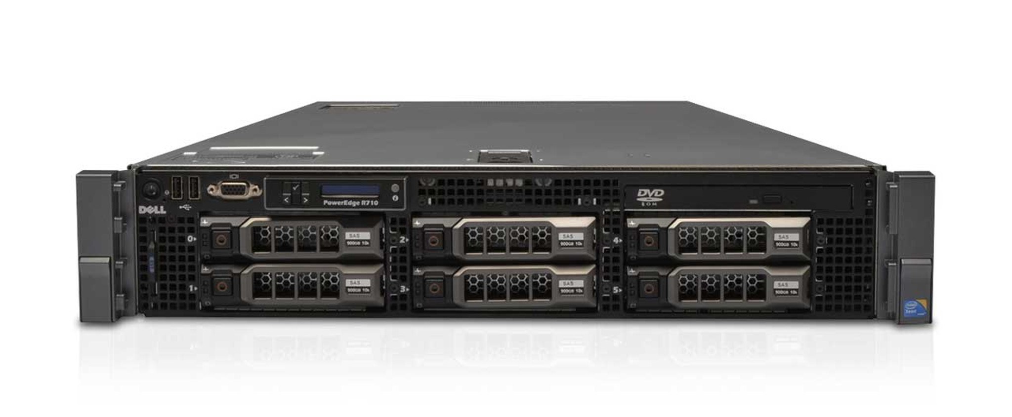Dell PowerEdge R710 Server - 3 5