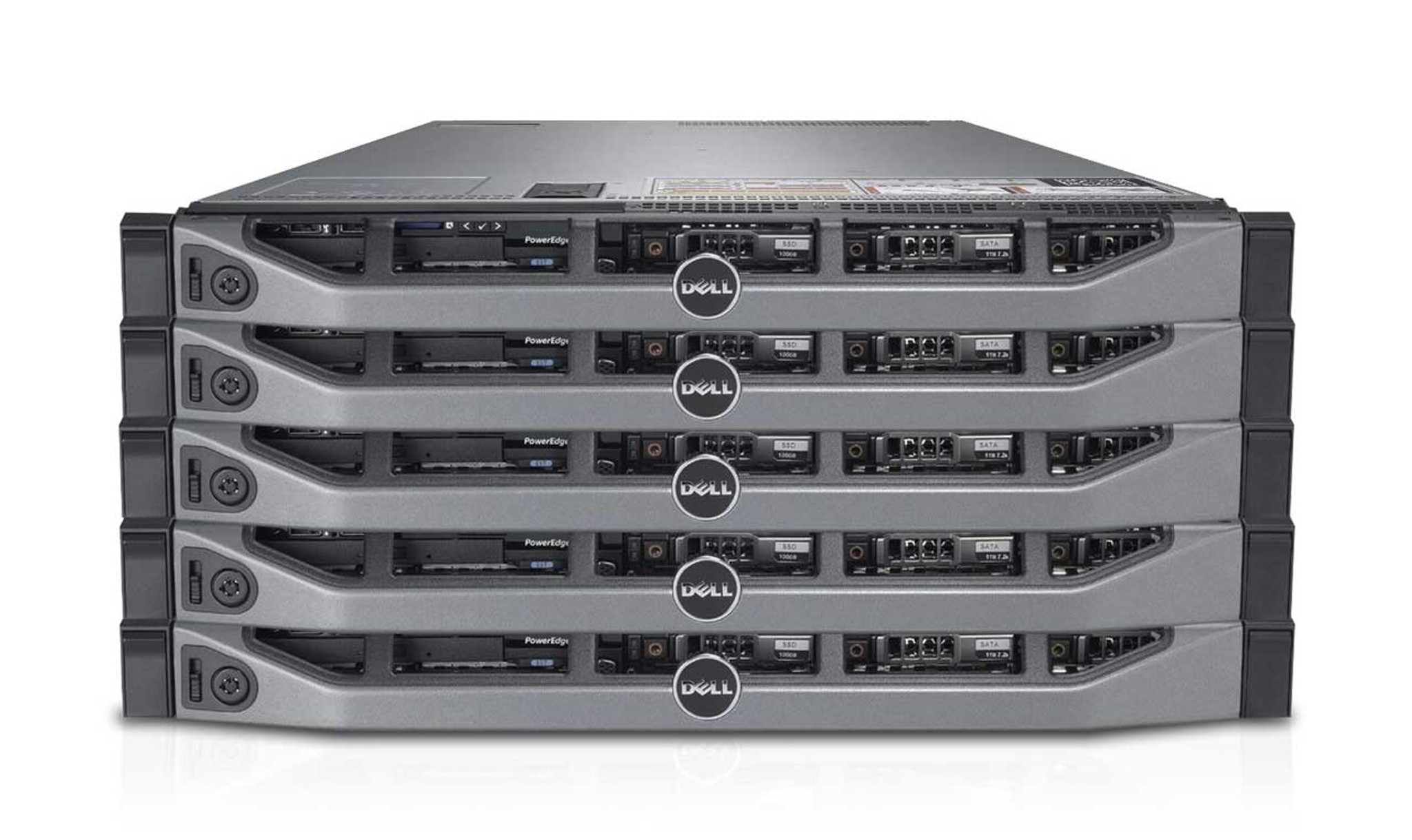 Dell PowerEdge R610 Server - 5 Pack - Configured
