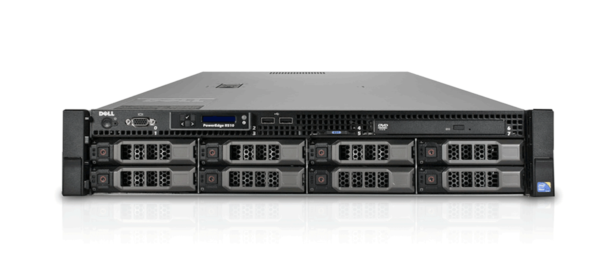 Dell PowerEdge R510 Server - 3 5