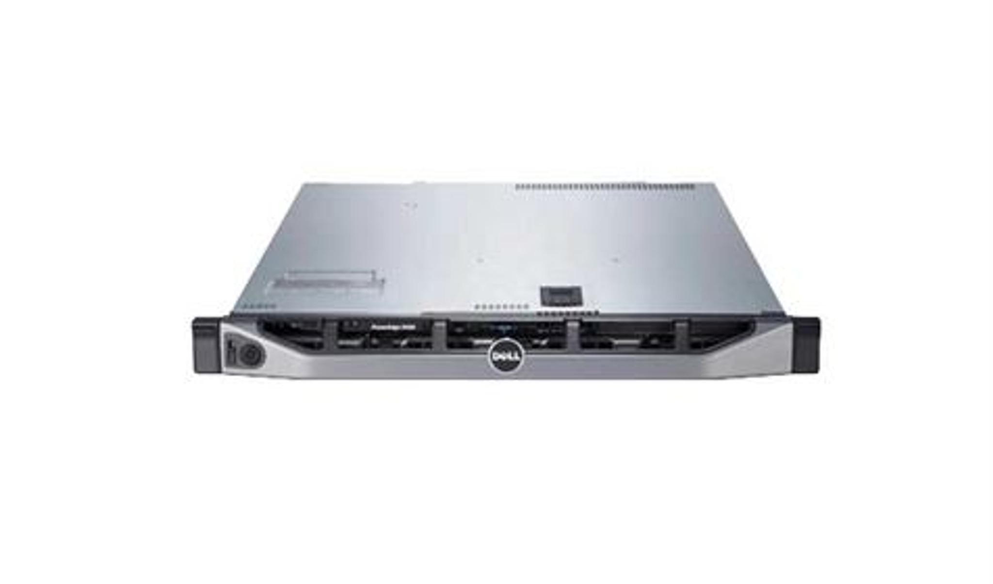 Dell PowerEdge R430 Server - 3 5