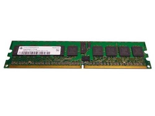 Dell 4D554 Raid Memory 256MB PC3-200 1Rx8