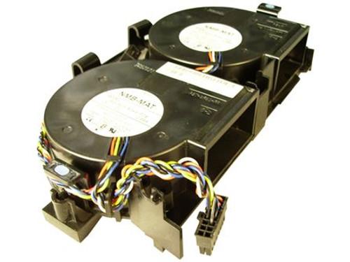 Dell X8934 Dual Fan Assembly