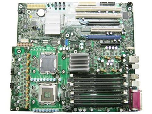 Dell RW203 System Board for Precision T5400
