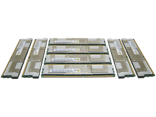 Dell 311-6327 Memory 32GB PC2-5300F 2Rx4 - 8 Pack