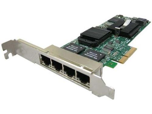 Dell 430-2687 PCI-E Quad Port NIC