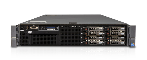 "Dell PowerEdge R710 Server - 2.5"" Model - Customize Your Own"