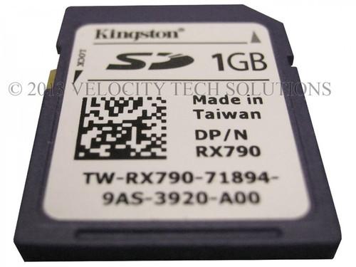 Dell RX790 Flash SD Card 1GB