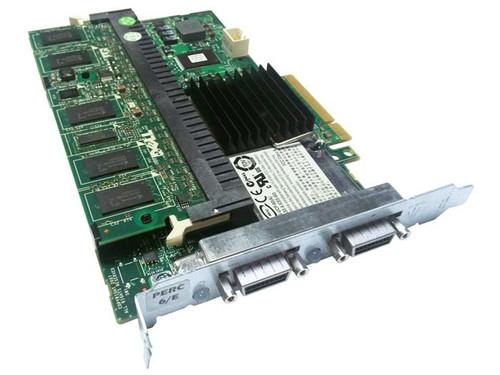 Dell J155F Perc 6e DC 512MB Raid Controller