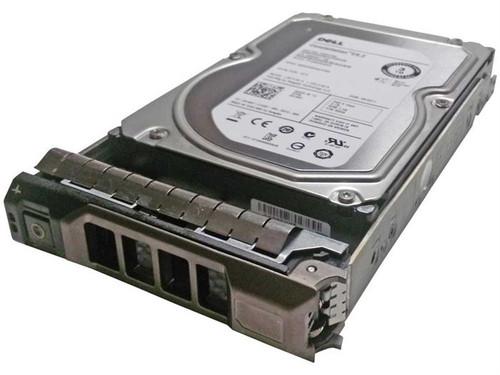 """Dell 91K8T Hard Drive 3TB 7.2K SAS 3.5"""" in Tray"""