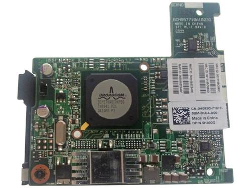 Dell H093G PCI-E Dual Port NIC