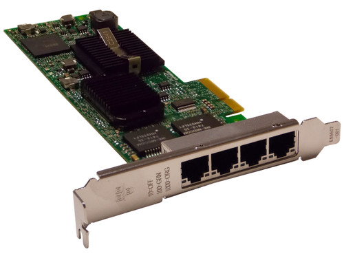 Dell H092P PCI-E Quad Port NIC