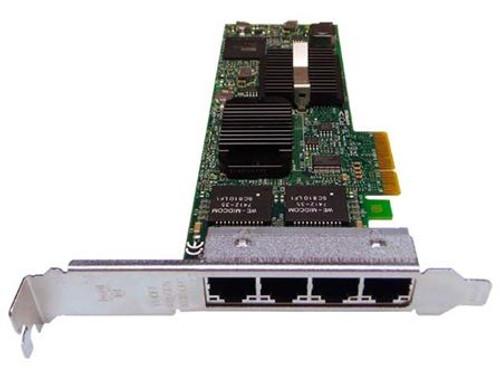 Dell K828C PCI-E Quad Port NIC
