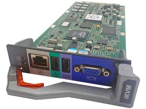 Dell YT105 iKVM Switch Enclosure Module for PowerEdge M1000e